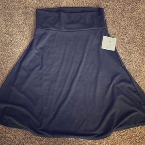 Lularoe Azure skirt 2XL